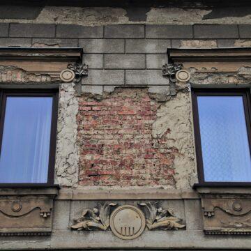 Renowacja kamienicy